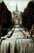 1911 CASSEL Stempel auf AK Kassel Wilhelmshöhe Kaskade Wasserfall Waterfall