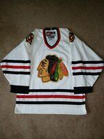 Chicago Blackhawks Nike Authentic MiC Jersey Size 44