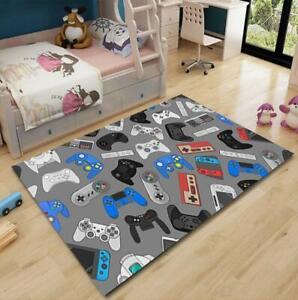 3D NEW Gamer Playstation Custom Rug Doormat WC Bedroom Floor Mat Carpet 22#