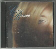 The Girl Next Door CRYSTAL BERNARD 1996 River North Nashville (Used- VERY NICE!)