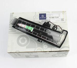 Mercedes-Benz Exterior Mirror Indicator Reflectivve Indicator Right A2129067301