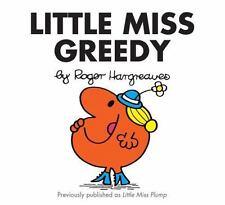 Little Miss Greedy (Mr. Men and Little Miss)