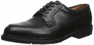 Allen Edmonds Men's Wilbert Comfort Split Toe Leather Oxford 12 Wide Black