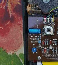 """PARTS KIT""""SUPER 848""""wah- SABBADIUS HALO, transistors+Xtra parts.fits most wahs"""