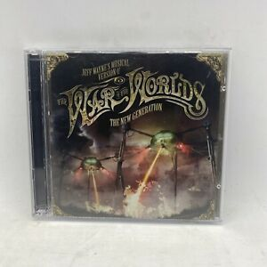 The War Of The Worlds The New Generation 2 CD Free Postage AU Seller
