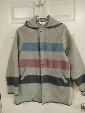 Woolrich Woman Wool Coat Large fits like medium *see discription*