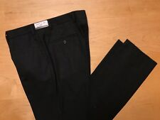 Epaulet x Hertling Trouser. 100% Wool | Walt fit | Size 36 | Char W. NEW.
