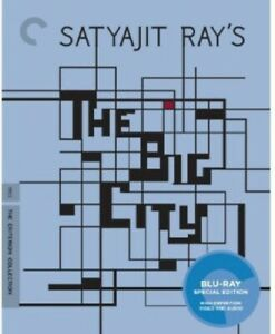 The Big City (Criterion Collection) [New Blu-ray]
