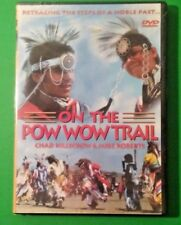 On The Pow Wow Trail : Retracing The Steps of a Noble Past (DVD)