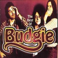 Budgie : The Best of Budgie CD (1997) ***NEW*** FREE Shipping, Save £s