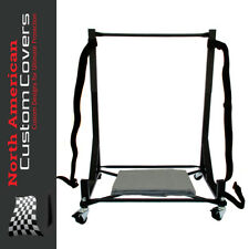 Austin Healey Hardtop Stand Storage Trolley Cart Rack & Hard Top Dust Cover{050B