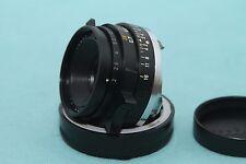 Leica Summicron-M 35mm F/2 Lens 6 elements