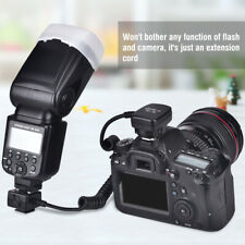 VILTROX TTL Off-Camera Flash Sync Extension Cord for Nikon Hot Shoe Accessories