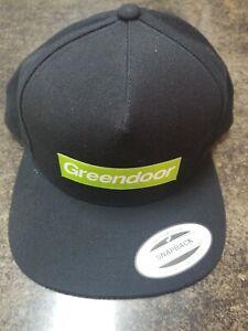 Greendoor CA NY Yankees Signed Aaron Judge, Britton & Gardner Snapback Hat w/COA