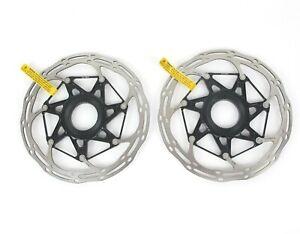 Pair (2) SRAM CLX Disc Rotor 160mm Centerline X Center Lock - PAIR (2)