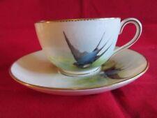 Blue Royal Worcester Pottery & Porcelain