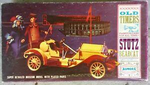 Aurora Stutz Bearcat Model Car Kit 1/16 Scale