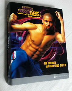 Beachbody Hip Hop Abs Ultimate Sculpting System (DVD, 2011, 3-Disc Set) Inserts