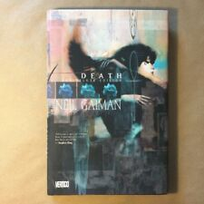 Death: The Deluxe Edition by Neil Gaiman (Signed, Hardcover in Jacket)