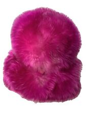 Vintage Fur Hat Made In Italy