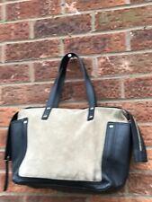 Zara Woman leather handbag