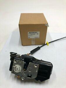 NOS OEM GM Silverado Sierra Right Rear Door Lock Actuator W/Out Power Locks