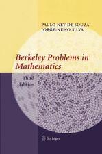 Berkeley Problems in Mathematics (Problem Books in Mathematics) by de Souza, Pa
