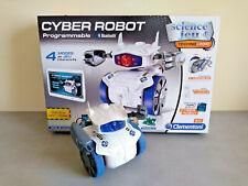 CYBER ROBOT PROGRAMMABLE AVEC TABLETTE OU SMARTPHONE (Bluetooth) CLEMENTONI