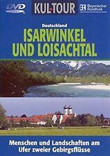 Isarwinkel und Loisachtal - DVD Reisereportage Kul-Tour Bayerischer Rundfunk
