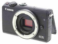 Canon EOS M100 24.2MP Digital Camera - Black *body Only *tested
