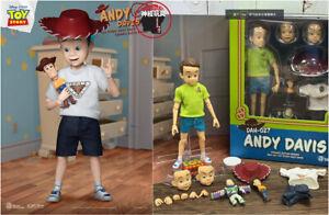 BEAST KINGDOM DAH-027 TOY STORY Andy Davis Action Figure DISNEY