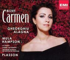 Bizet: Carmen (CD, Feb-2003, 3 Discs, EMI Music Distribution)