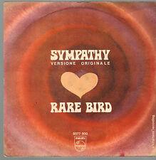 SYMPATHY - DEVIL'S HIGH CONCERN # RARE BIRD