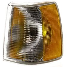 Volvo 740 90-92 / Volvo 940 91-95 Park Lamp Lh, Lens and Housing, Signal Lamp