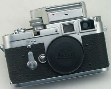 Leica M3 Double Stroke Rangefinder 35mm Film Camera  **** EXC+++ ****