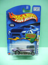 ROCKET OIL SPECIAL HOT WHEELS 2002 BLISTER US 1/64 3 INCHES