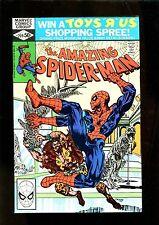 AMAZING SPIDER-MAN 209 (9.6) 1ST APP CALYPOS VS KRAVEN  MARVEL (b046)