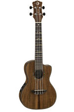 LUNA Guitars High-tide Koa Concert Acoustic-electric Ukulele Preamp Grovers