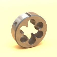 """1//2-18 Round Adjustable Split Threading Die 1-1//2/"""" OD Toolmex #5-807-2042"""