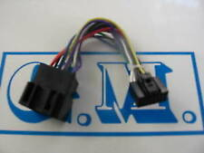 Cavo ISO adattatore autoradio cable JVC harness 16 pin con 2 grossi e 14 piccoli