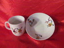 Childrens Cup & Saucer Western Germany
