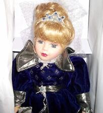 Ice Princess Victorian Garden Genuine porcelain doll Brass Key Inc. New