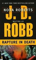 Rapture in Death by Robb, J. D., Roberts, Nora