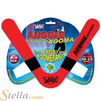 Wicked Vision Aussie Booma Summer Garden Children's Boomerang Frisbee Toy