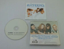 CD  A Teens - The Abba Generation  11.Tracks + 3.Videos  1999  114