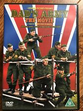 Arthur Lowe DAD'S ARMY ~ 1971 Original  Feature Film Movie British Comedy UK DVD