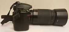 (69696) Nikon D5000 Digital Camera with Nikon 70-300mm Zoom Lens