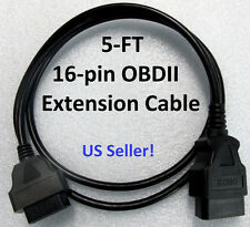 5FT OTC Scan Tools OBD-II Extension Cable For the Smart Cable & J1962 Connector