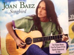 Cd Joan Baez Songbird