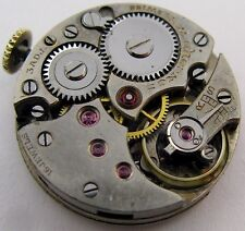 Swiss Concord round Watch Movement & Dial (Stern Freres) 16 jewels 3 adj.